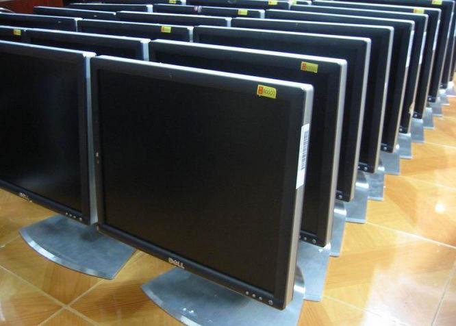 cách test màn hình máy tính cũ