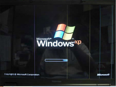cách sửa lỗi màn hình máy tính bị sọc dọc