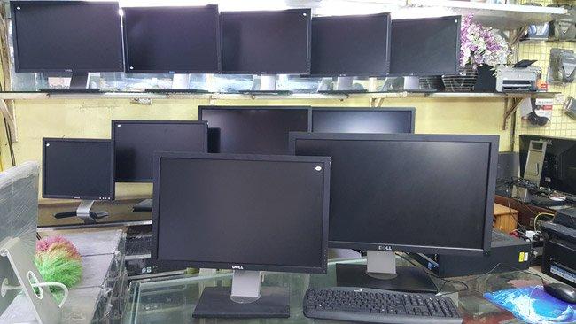 có nên mua màn hình máy tính cũ