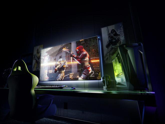 công nghệ hỗ trợ màn hình chơi game