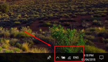 icon âm thanh trên màn hình