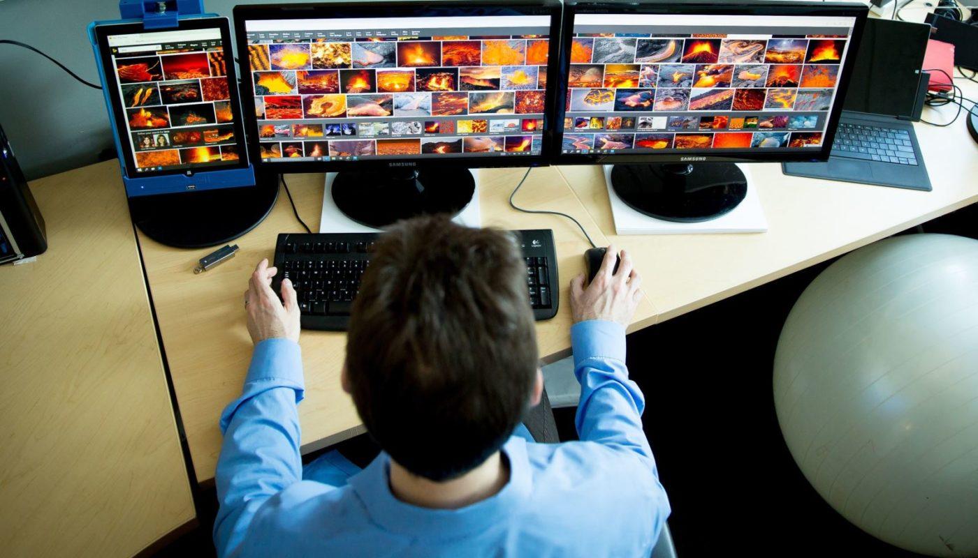 tận dụng tối đa màn hình máy tính để bàn