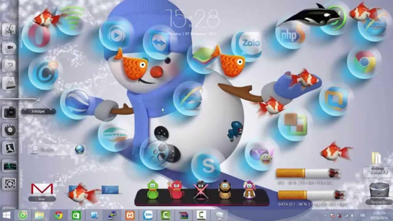 8 gợi ý giúp bạn thiết kế màn hình desktop đẹp 1