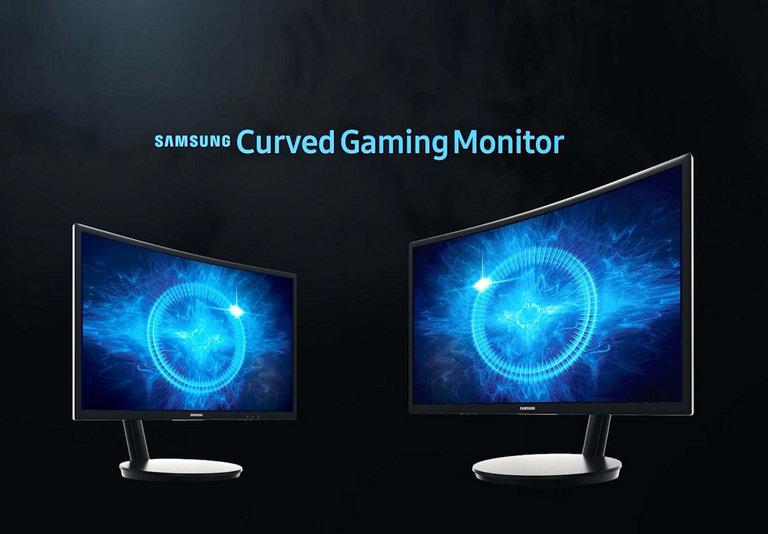 Đánh giá chi tiết màn hình chơi game Samsung CFG70 1