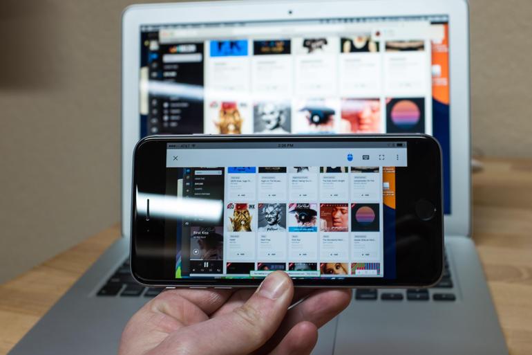 Hướng dẫn chụp màn hình máy tính từ xa thông qua Dropbox 1