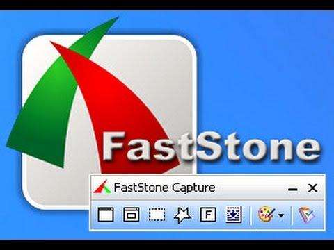 Hướng dẫn chụp ảnh màn hình máy tính bằng FastStone Capture 1