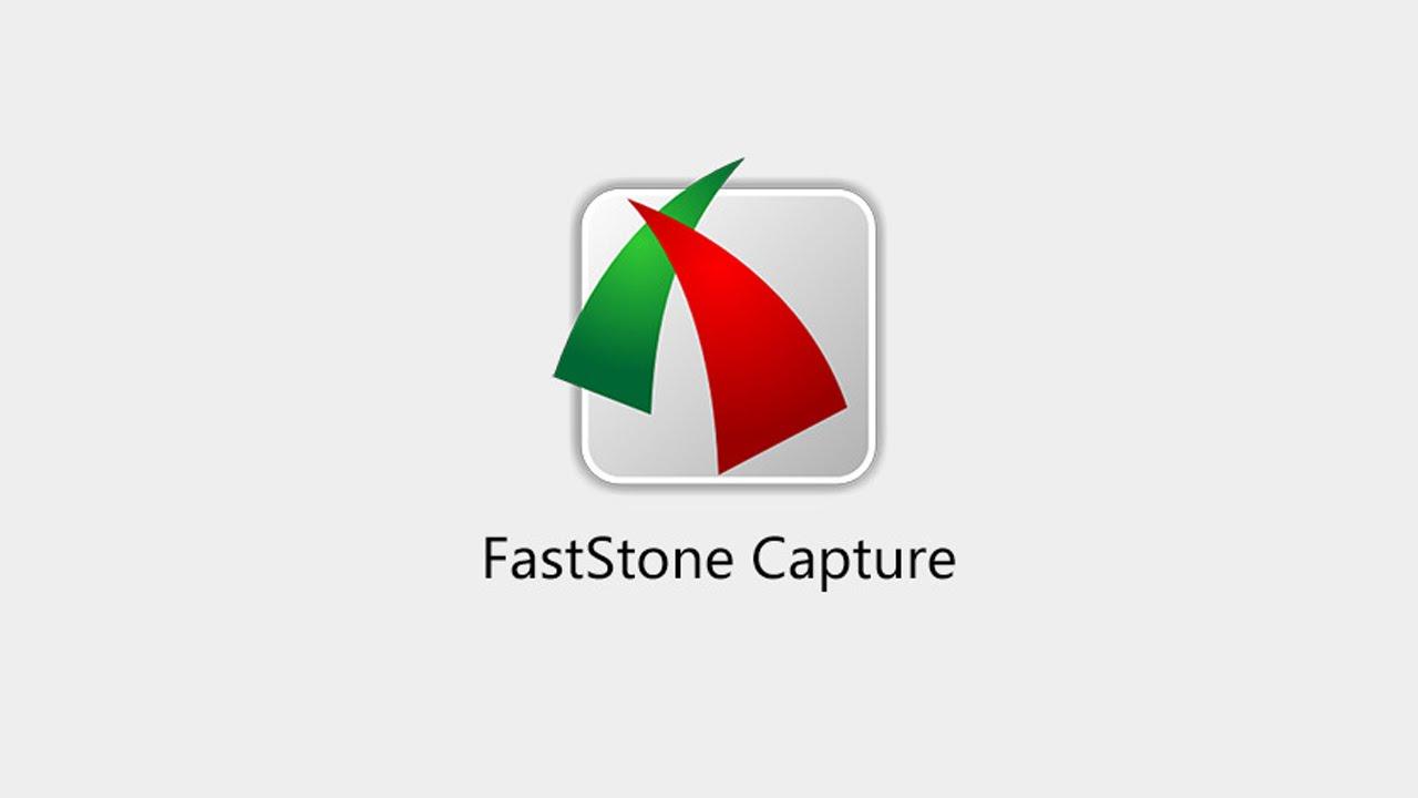 Quay video màn hình máy tính bằng phần mềm FastStone Capture 1