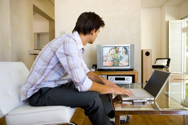 cách kết nối laptop với tivi