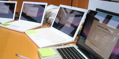 màn hình laptop gương