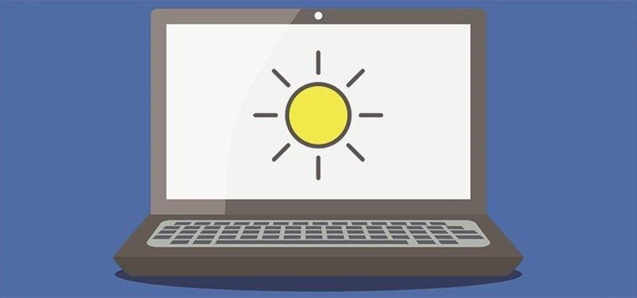 Điều chỉnh độ sáng màn hình máy tính bàn